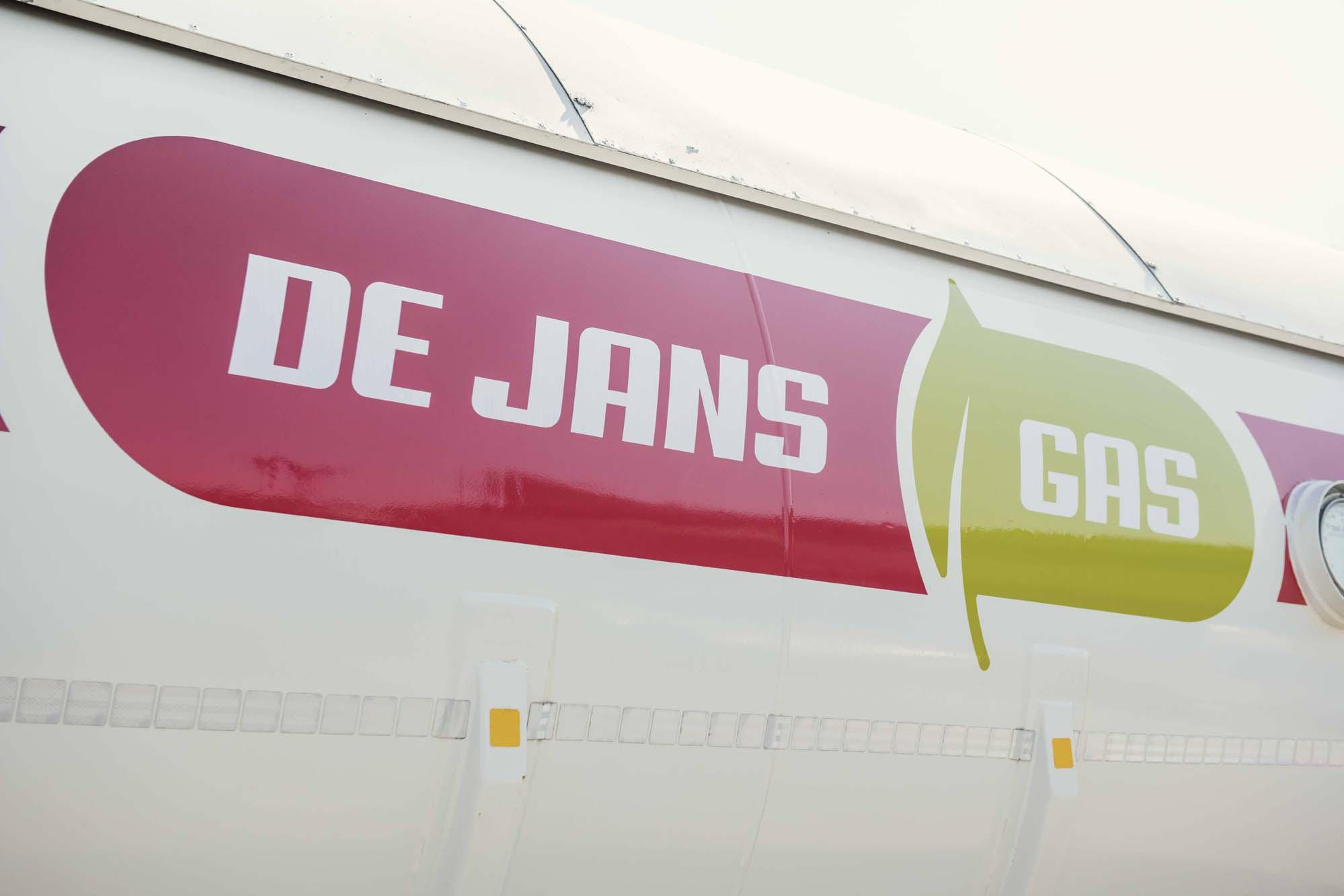 Over De Jans Gas